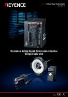 XG-X Series Customizable Vision System Catalogue