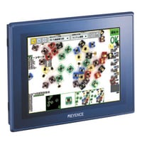 CA-MP81 - Monitor Warna LCD (SVGA Analog) 8,4-inci